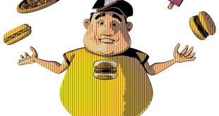 bir hastalık türü olan obezite