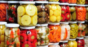 fermente ürünler