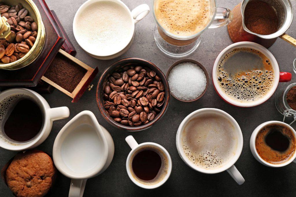 kahve çeşitleri metabolizma