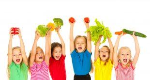 okul öncesi çocuklarda beslenme