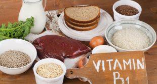 B1 vitamini nedir? faydaları nelerdir?