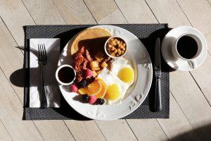 Yeterli ve Dengeli Kahvaltı Öğünü