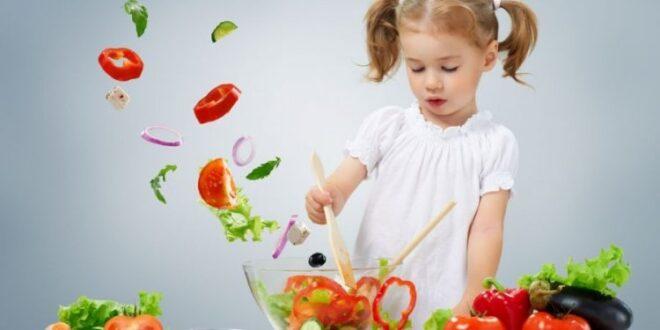Oyun Çocuğunun Beslenmesi ile İlgili Öneriler
